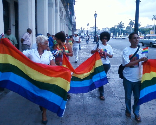 24fab974162 Independent March in Front of the Capitol Demands Gay Marriage / Lilianne  Ruiz