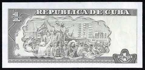 billete cubano Fidel