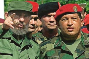 Castro-and-Chavez