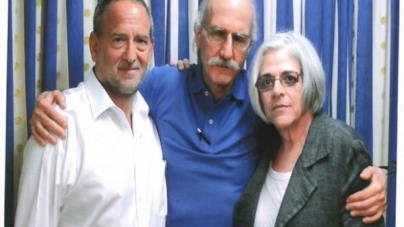 Alan Gross dice adiós a su familia