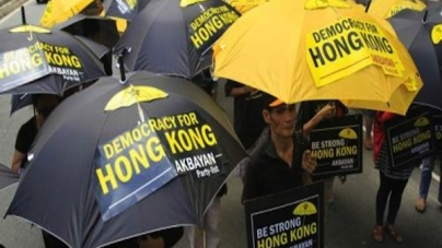 "China acusa a 'Occupy Central' de ""poner en peligro el orden social"""