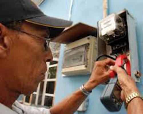 Sobornar al inspector de electricidad
