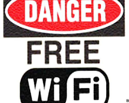 Danger Free WIFI