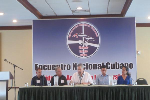 Primer Encuentro Nacional Cubano: Declaración de San Juan