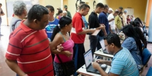 Se producen incidentes en la votación legislativa de Venezuela