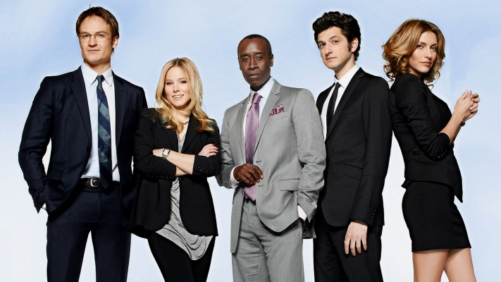 Elenco de House of Lies