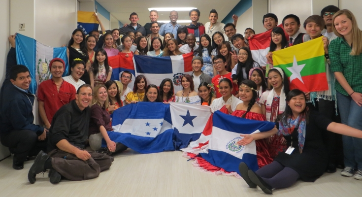 Jóvenes participantes en programas de World Learning (blogs.worldlearning.org)