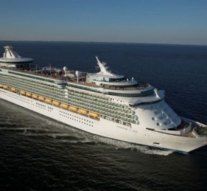 Uno de los cruceros de Royal Caribbean (Foto: Royal Caribbean Internatinoal)