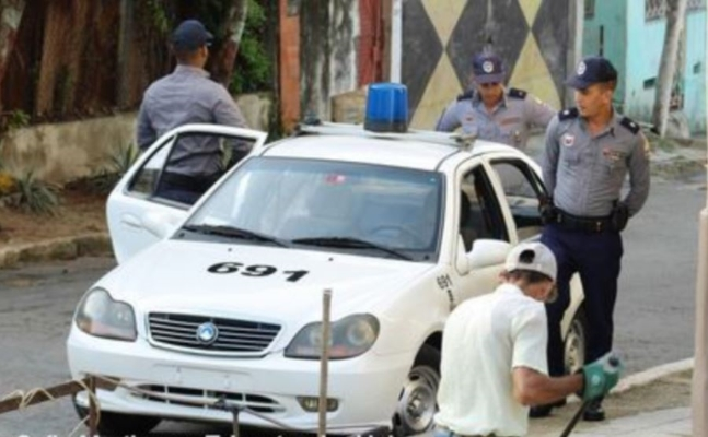 Journalists and activists are repressed on the Day of the Rebellion ... - Cubanet 1