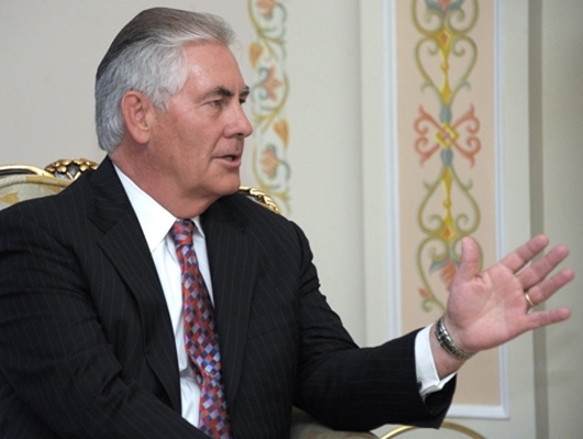 Rex Tillerson (archive.government.ru)