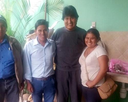 Evo Morales reaparece en Bolivia tras retornar de Cuba