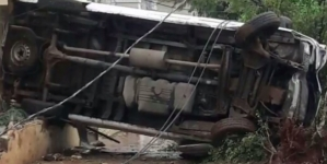 Tres muertos en accidente de una ambulancia en La Habana