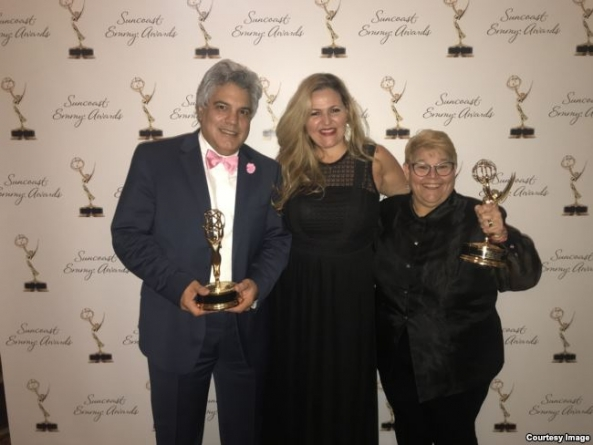 TV Martí gana un Emmy por documental sobre los pilotos de la Brigada 2506