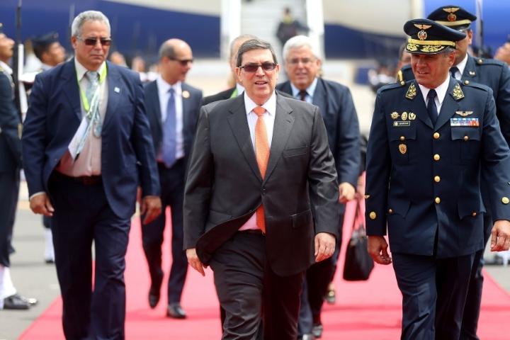 Cuba: Estamos aquí para ratificar la solidaridad con Venezuela