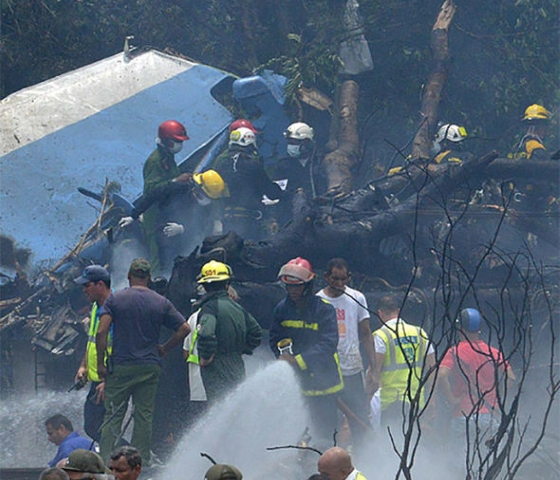 cuba accidente aereo causas boeing global air