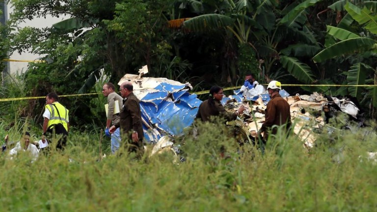 cuba boeing accidente aereo global air