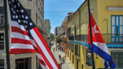 La labor educativa de Estados Unidos en Cuba