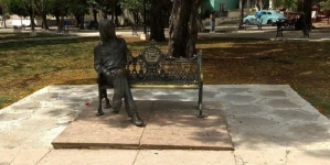 El parque Lennon… Imagine