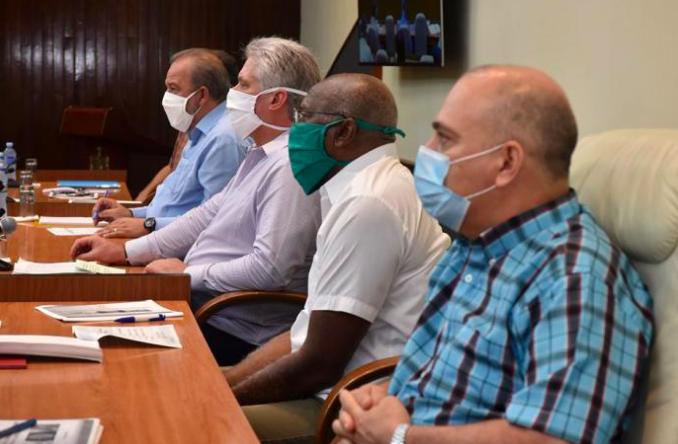 Manuel Marrero anuncia nuevas medidas ante propagación de coronavirus