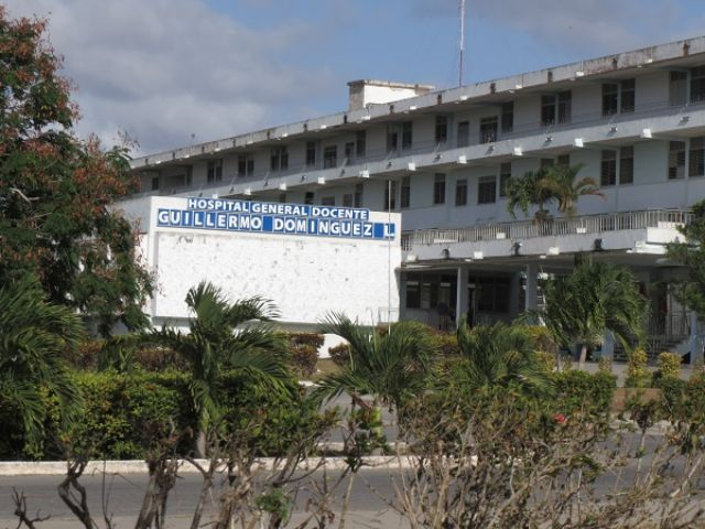 hospital Guillermo Domínguez Puerto Padre