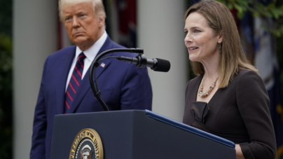 Trump nomina a Amy Coney Barrett como jueza para el Tribunal Supremo