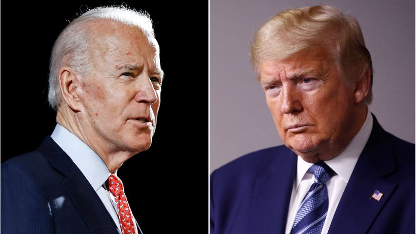 Joe Biden Donald Trump Cuba miami