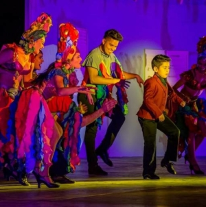 "Estrenan en Miami teatro musical ""Cuba Under the Stars"""