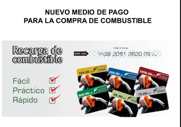 combustible CIMEX