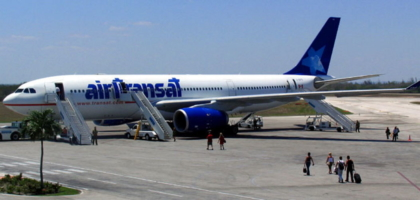 Air Transat, PCR, Canadienses